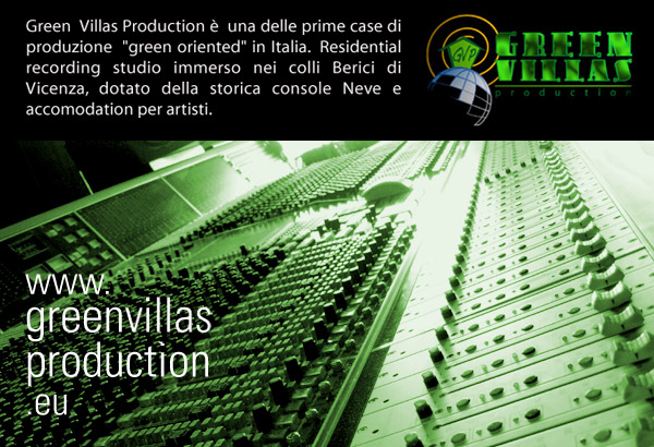 Green Villas Production - recording studio